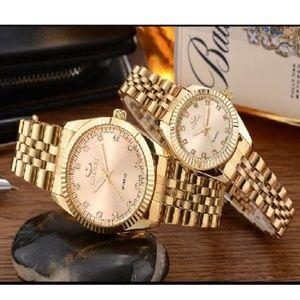 CHENXI Luxury Couple Watch